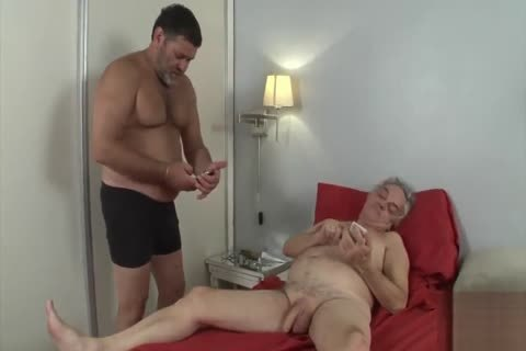 grand-dad Want To Be hammered By A Daddy
