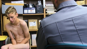 YoungPerps - Officer Wesley Woods teasing