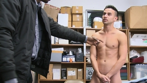 YoungPerps - Latino Vinny Blackwood in the backroom